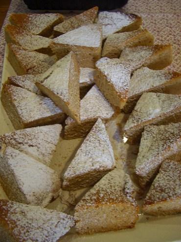 RECIPE: Honey Chiffon Cake for Rosh HaShanah – The Jewish New Year