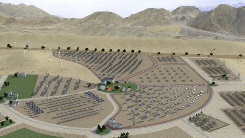 New Eilat-Eilot Clean Tech Center May Boost Solar And Wind Energy Projects