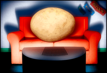 Researchers Get Potatoes Off The Couch And Powered Up
