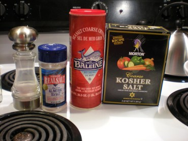 Too Much Salt or Not? 6 Tips for Salt