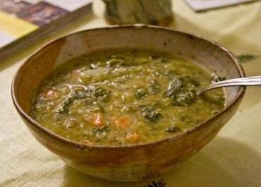 RECIPE:Lebanese Lentil Soup