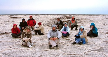 Going Against The Grain of Desertification In Iran