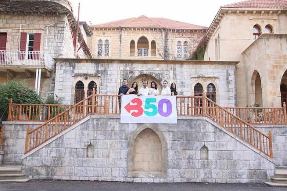 350.org-lebanon