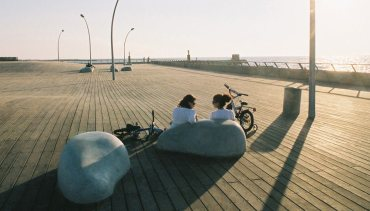 """""""Mayslits Kassif Architecture"""" Takes Coveted European Landscape Architecture Award for Tel Aviv Port"""