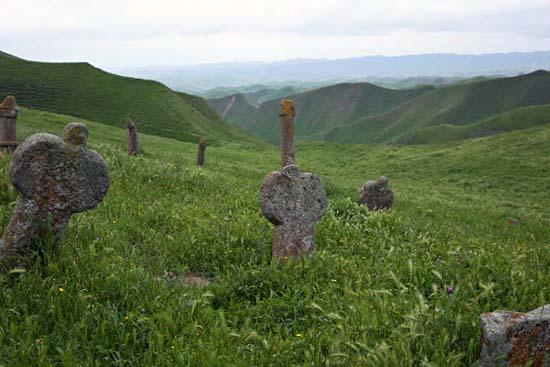 penis headstones graves iran