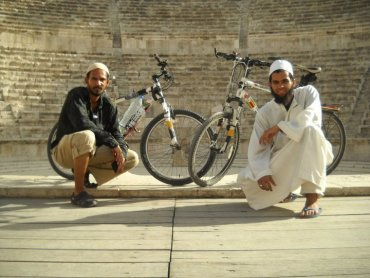 An Epic Journey To Mecca- By Bike! (SLIDESHOW)
