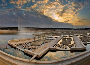 Reclaimed Saudi Wetland Garners Prestigious Aga Khan Award