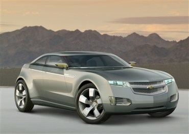 New Chevy Volts Already Rolling Into Dealerships