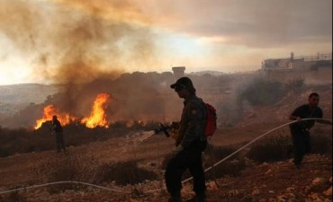Israel Fire Update: 42 Killed, Beit Oren Village Wiped Out