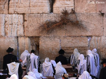 NPR: Rabbis Turn To Prayer And Fasting To Relieve High Temperatures