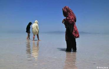 "Iran's ""Dead Sea"" Lake Urmia is drying up with no one to protect it"