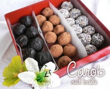 Tu B'Shvat Recipe: Carob Nut Balls