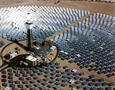 Working in Blocks, Spin-offs of Arizona Solar Energy Projects Could Fit Mideast