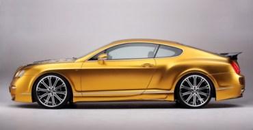 White Gold Bentley Upstages Emirati Gold Mercedes – How Ungreen!