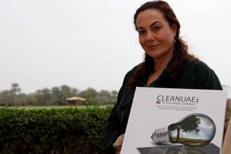 Lisa Durante: UAE Could Teach The USA About Sustainability