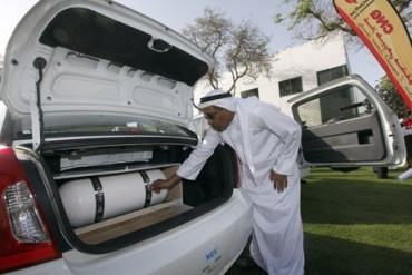 Dubai Municipality To Convert 500 Cars To Hybrid Gas Engines