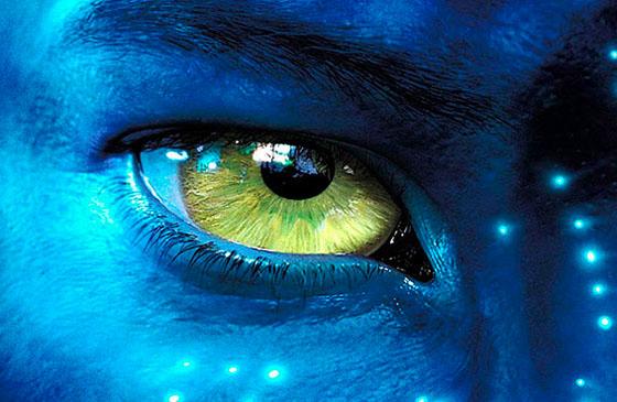 Visionary Creator of the Na'vi People Visits Masdar, Approves