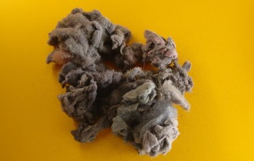 Recycle Dryer Lint Into Modelling Clay