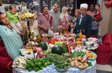 How Food Insecurity Fuels Anger in the Middle East