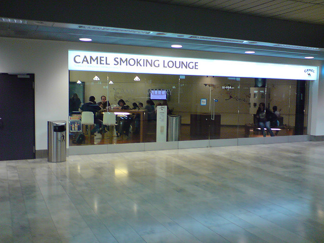 Bahrain Plans To Install Smoking Cabins… Everywhere