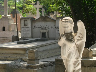 Egypt's Buried Dignitaries Won't Be Moving Anytime Soon