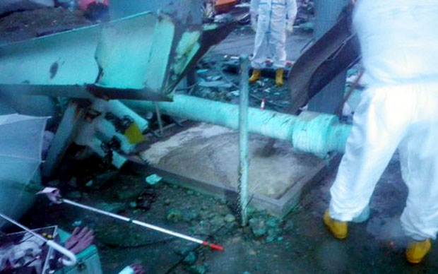 Fukushima Nuclear Plant Suspected of Actual Meltdown