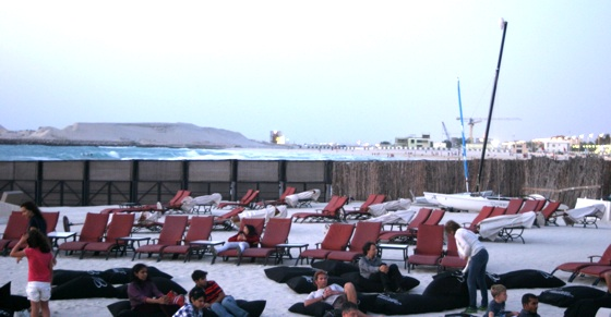 Hope Amidst Dubai's Marine Destruction