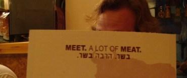 Palestinian Coal Kilns Blow Dust on Israeli Meat Eaters