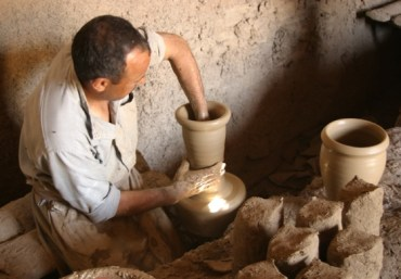 The Famous Potters Of El-Qasr, Egypt Got Soul