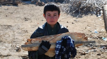 Afghanis Prepare for Food Crisis
