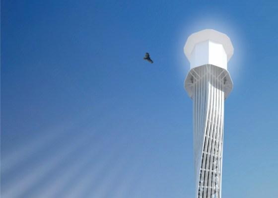 alternative energy, solar energy, bright source energy, green design, sustainable design, ivanpah