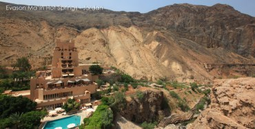 Five Star Eco-Tourism in Cool, But Hot Mid East Locations