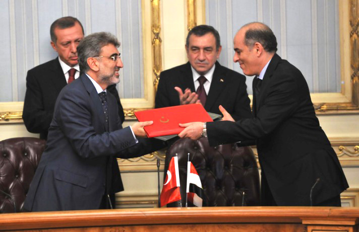Natural Gas Creating New Axes of Alliance Across Mediterranean