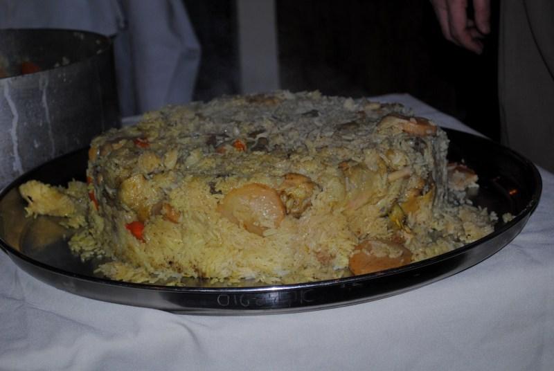 RECIPE: Maklubah, Arabic Upside-Down Chicken & Rice