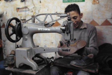 Cairo's Fixers: Repairers That Are Helping Heal The Planet