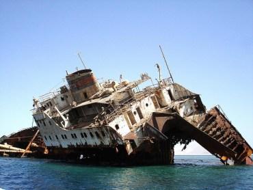 Jordan's Aqaba Turning Into Naval Dumping Ground