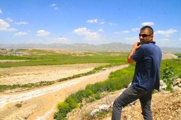 "Nature Iraq Acts as ""Waterkeeper"" for Ailing Upper Tigris River"