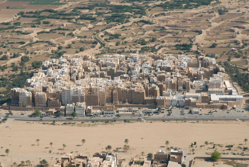 """Yemen's """"Manhattan of the Desert"""" Boasts 400 Habitable Clay Towers"""