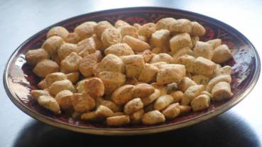 Moroccan Fekka Cookies RECIPE