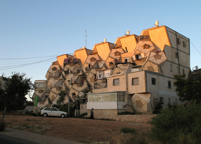 Ramot Polin: Crazy Israeli Architecture Gone Terribly Wrong