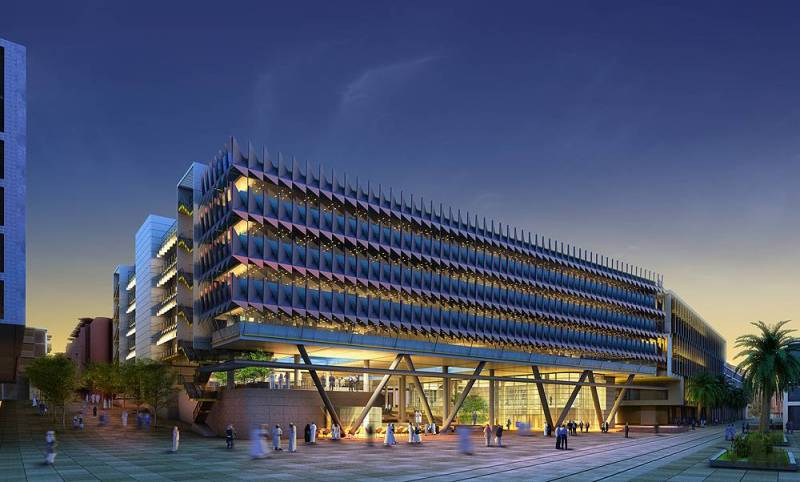 First Pictures of the New Siemens Headquarters at Masdar City