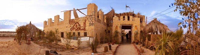 New El Mandara Eco-Haven Pops up in Fayoum, Egypt