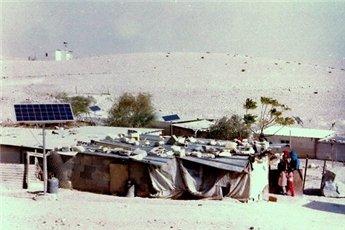 Palestinians Attempt to Build Secret Renewable Energy Plants
