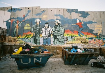 Israel and Palestine: The Place of Politics In The Mideast's Environment