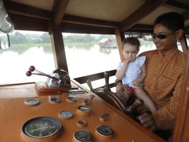 Mekhala's Slow Boat Gives Us a Soft Landing into Bangkok