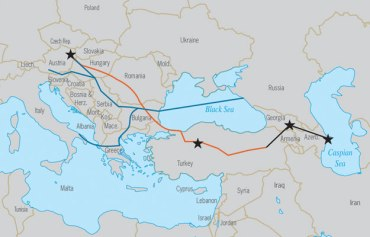 EU's Planned Nabucco Gas Pipeline To Be Displaced By Russian Project