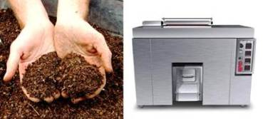 Israeli Turbo Composter Makes Home Composting Easy