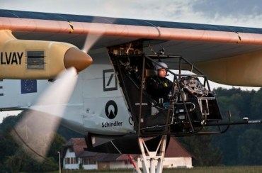 World's Longest Solar-Powered Flight Will Land in Morocco!