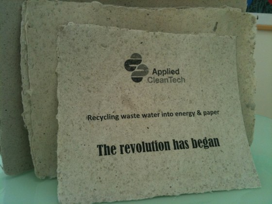 applied clean tech recycled toilet paper