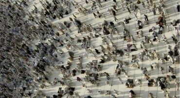 The Weird Science of Pedestrian Behavior Might Help Hajj